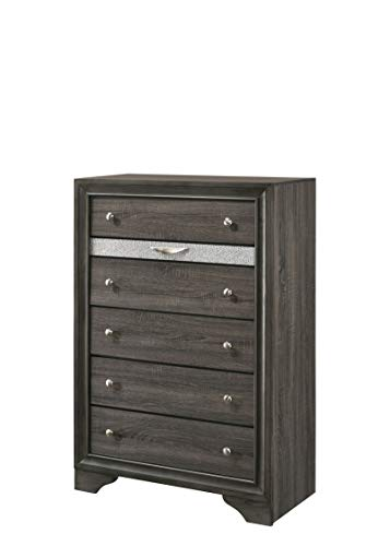 ACME Furniture 25976 Naima Chest, Gray