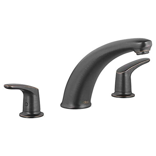 American Standard T075920.278 Colony PRO Roman Tub Faucet for Flash Rough-in Valves, Legacy Bronze