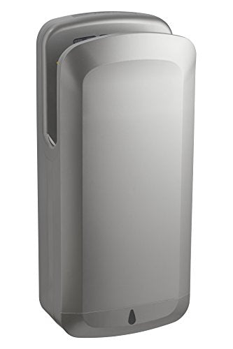 Alpine Industries Oak High Speed Commercial Hand Dryer (Gray 120V)