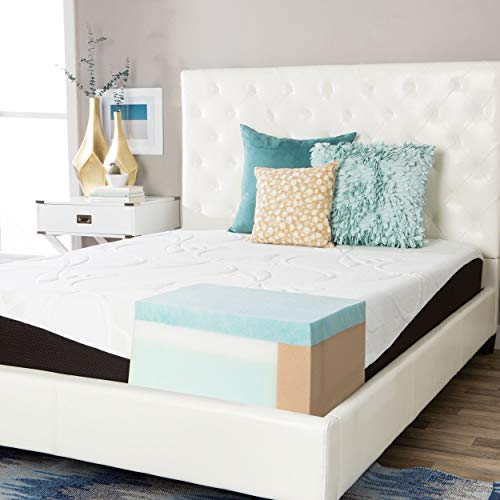Simmons Beautyrest ComforPedic from Beautyrest Choose Your Comfort 10-inch Twin-Size Gel Memory Foam Mattress Firm Firm