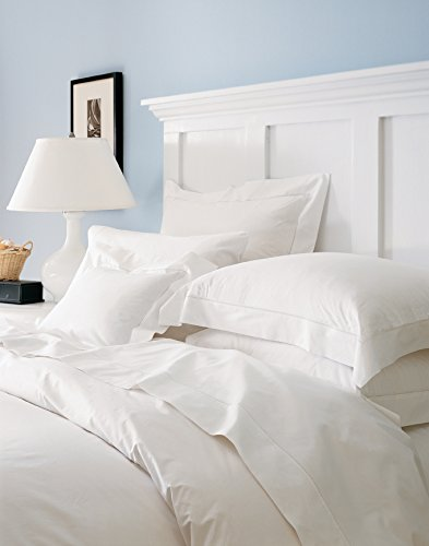Sferra Sereno King Pillow Case 22X42 (White)