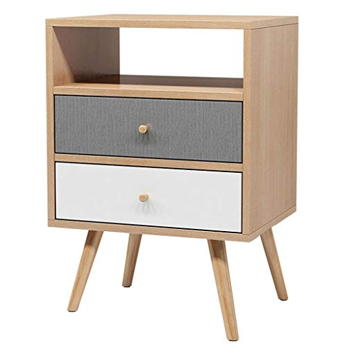 Bedside Tables Modern Bedside Side Table with Strong Bearing Capacity for Bedroom, Study, Etc. FKYGDQ