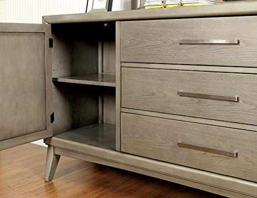 247SHOPATHOME IDF-7782D, Dresser Gray