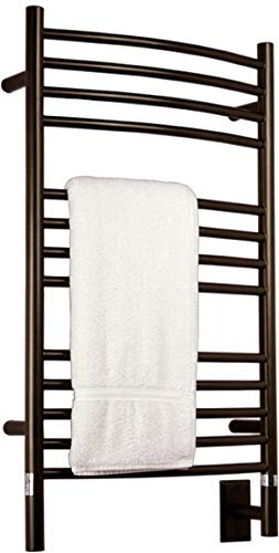 Amba CCO-20 20-1/2-Inch x 36-Inch Curved Towel Warmer, Oil Rubbed Bronze