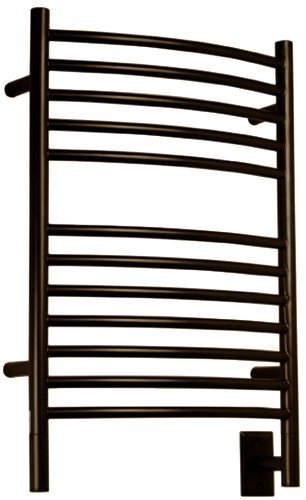 Amba ECO-20 20-1/2-Inch x 31-Inch Curved Towel Warmer, Oil Rubbed Bronze