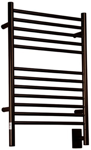 Amba ESO-20 20-1/2-Inch x 31-Inch Straight Towel Warmer, Oil Rubbed Bronze