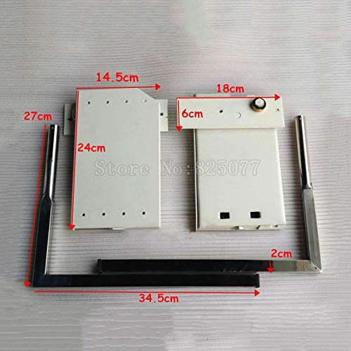 DIY Murphy Wall Bed 5 Springs Mechanism Hardware Kit Fold Down Bed Mechanism For 0.9-1.2m Bed HM117