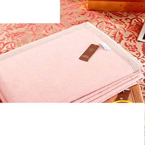 Silk blanket/The spring and Autumn period single double air conditioning blanket/ children's blanket/napping blanket / blanket-A 200x230cm(79x91inch)
