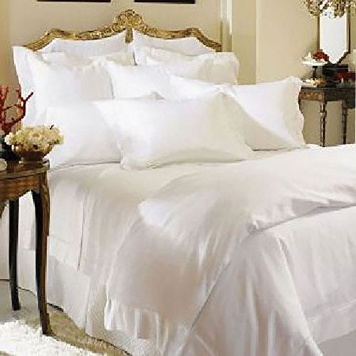 Giza 45 - Percale by Sferra - King Duvet Cover 106x92 - White