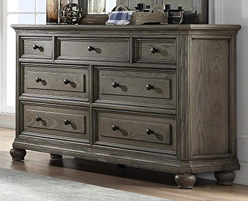 ACME Furniture 22075 Kiran Dresser, Gray