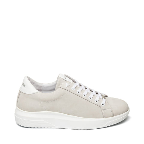 Alex LIGHT GREY SUEDE