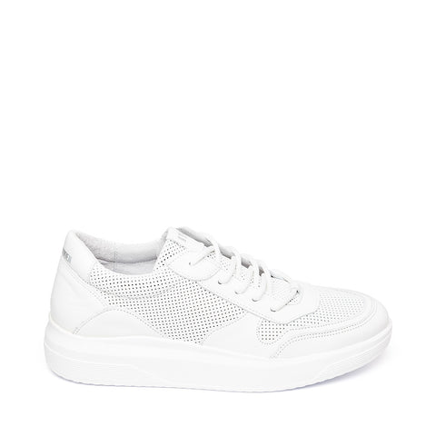 Franklo WHITE LEATHER