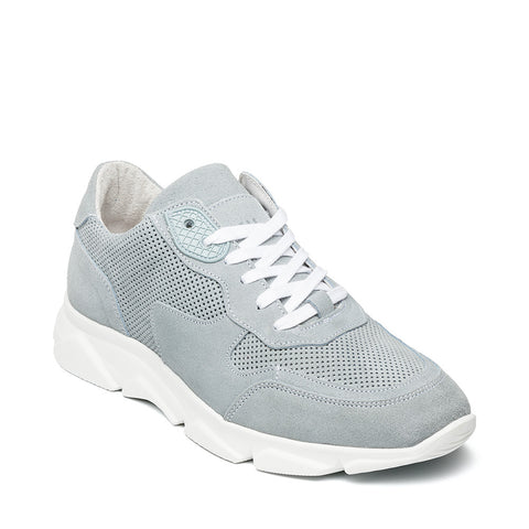 Frits LIGHT BLUE SUEDE
