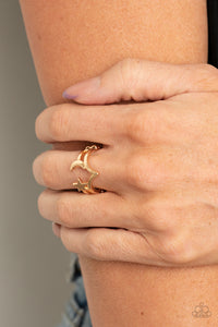 Paparazzi Ring - Charmingly Celestial - Gold