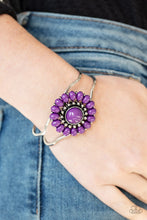 Load image into Gallery viewer, Paparazzi Bracelet  - Posy Pop - Purple