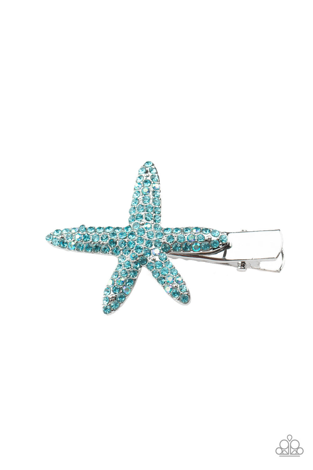 Paparazzi Hair Accessories - Wish On a STARFISH - Blue