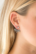 Load image into Gallery viewer, Paparazzi Earrings  - Diva Dynamite - Black