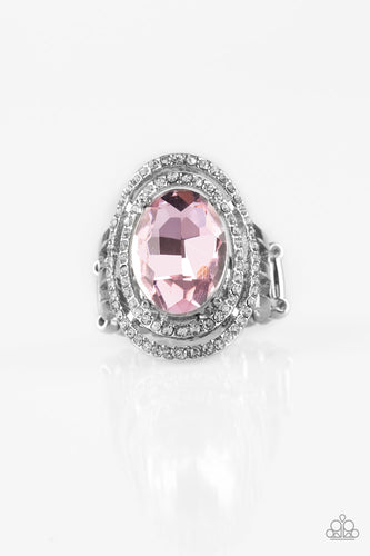 Paparazzi Ring - Making History - Pink