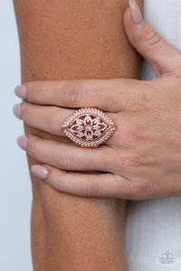 Paparazzi Ring - Glammed Up Gardens - New Release