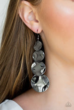 Load image into Gallery viewer, Paparazzi Earring - Modern Mecca - Black