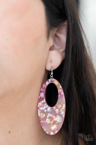 Paparazzi Earring - Rainbow Springs - Multi