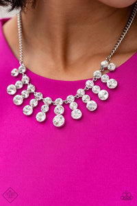 Paparazzi Necklace - Celebrity Coutour - White - New Release