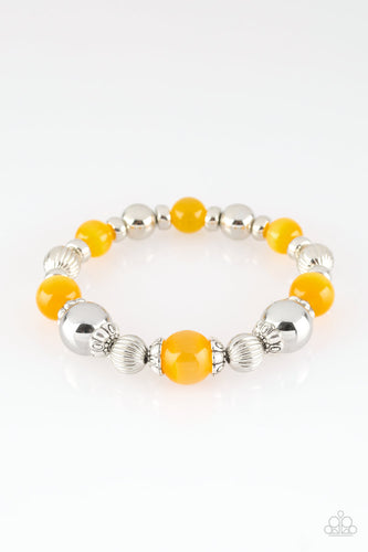 Paparazzi Bracelet - Once Upon A MARITIME - Yellow