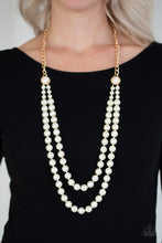 Load image into Gallery viewer, Paparazzi Necklace - Endless Elegance - Gold