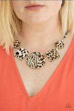 Load image into Gallery viewer, Paparazzi Necklace  - Here Kitty Kitty - White