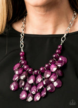 Load image into Gallery viewer, Paparazzi Necklace - Sorry To Burst Your Bubble - Red
