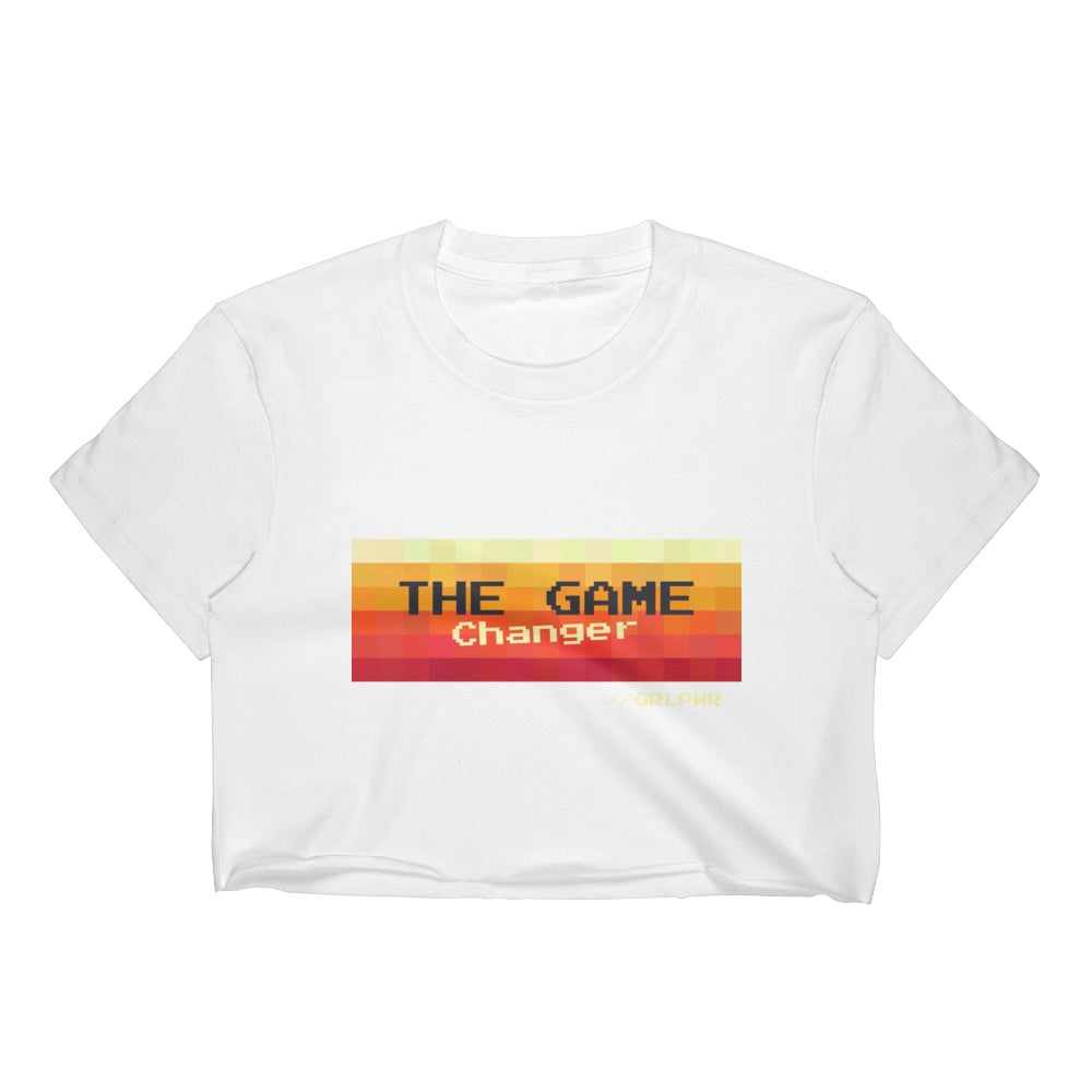 The Game Changer Women's Crop Top