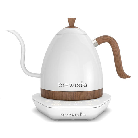 Brewista Artisan 1L Gooseneck Variable Kettle Matte White