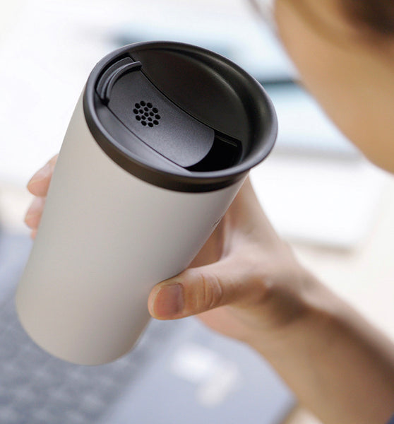 Insulated Tumbler with Lid 300