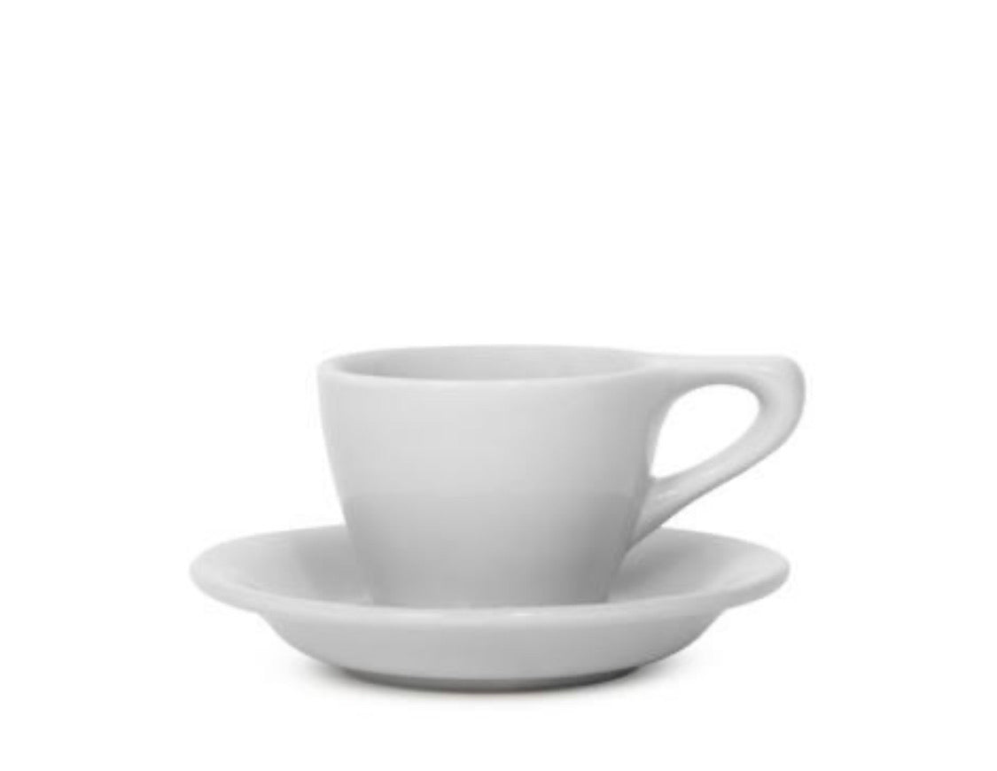 LINO Espresso cup 3oz - Light Grey