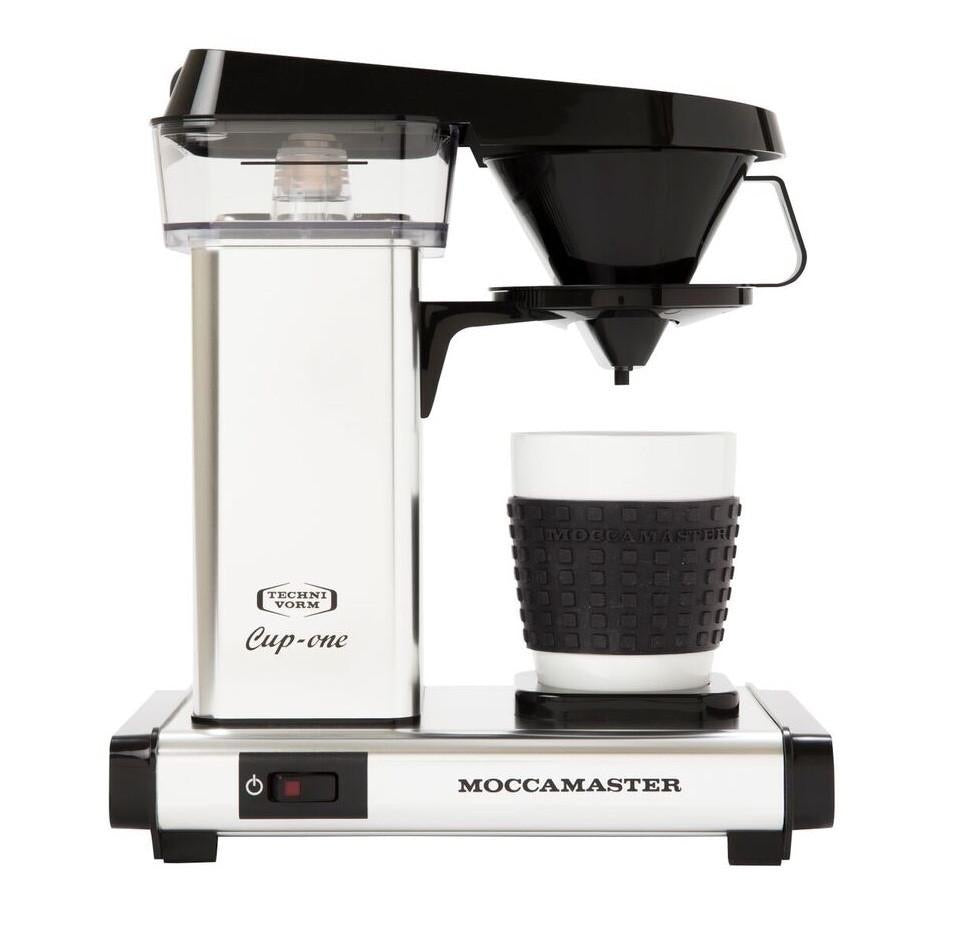 Technivorm Moccamaster Cup-One - White