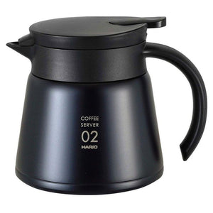 Hario Insulated Stainless Server 02 - Black