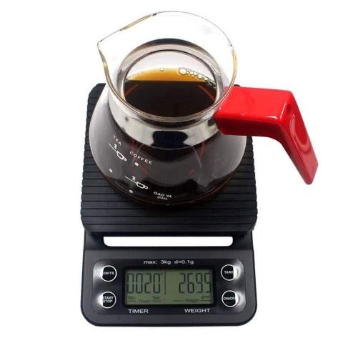 MINI DRIP DIGITAL SCALE WITH TIMER