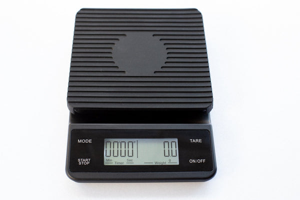 Basal Digital Scale with Timer