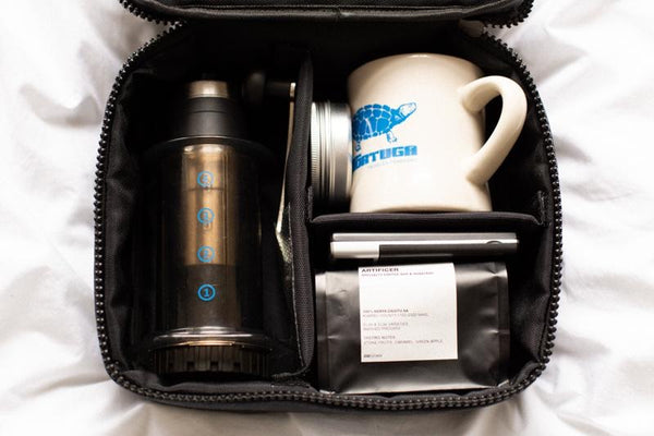 FILTER COFFEE TRAVELLER BAG