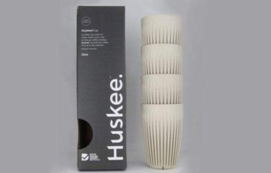 Huskee Cup Pack of 4 -12oz