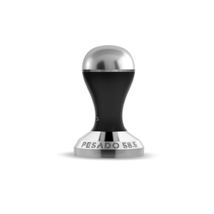 Tamper 58.5MM - Black & Steel