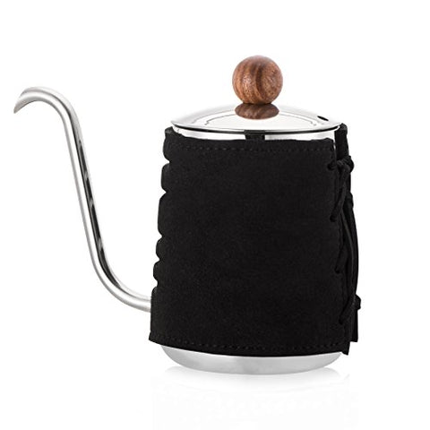 Coffee Drip Kettle Handless 550ML - Black