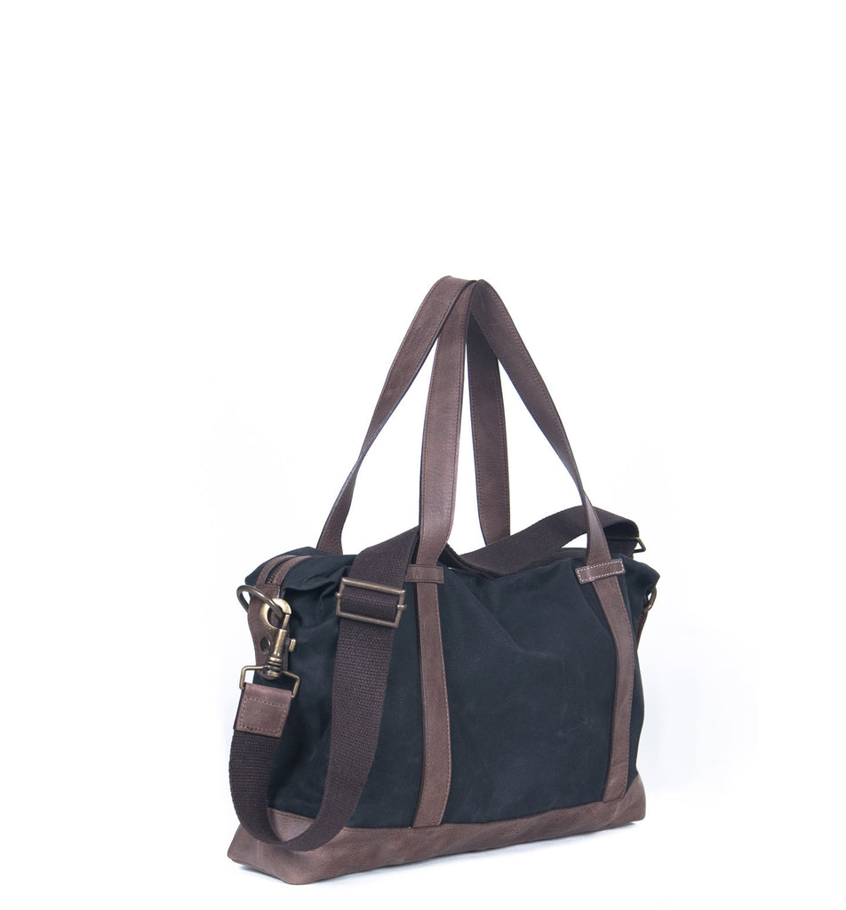 Streetbag Mugon Black Cotton