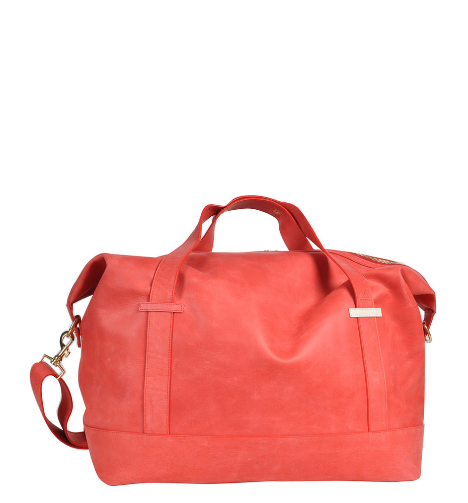 Mugon Weekender Red Limited Edition