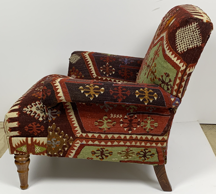 Antalya Armchair   SOLD - kilimfurniture