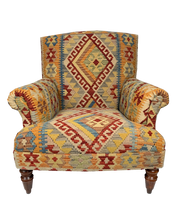 Load image into Gallery viewer, Kilim Armchair