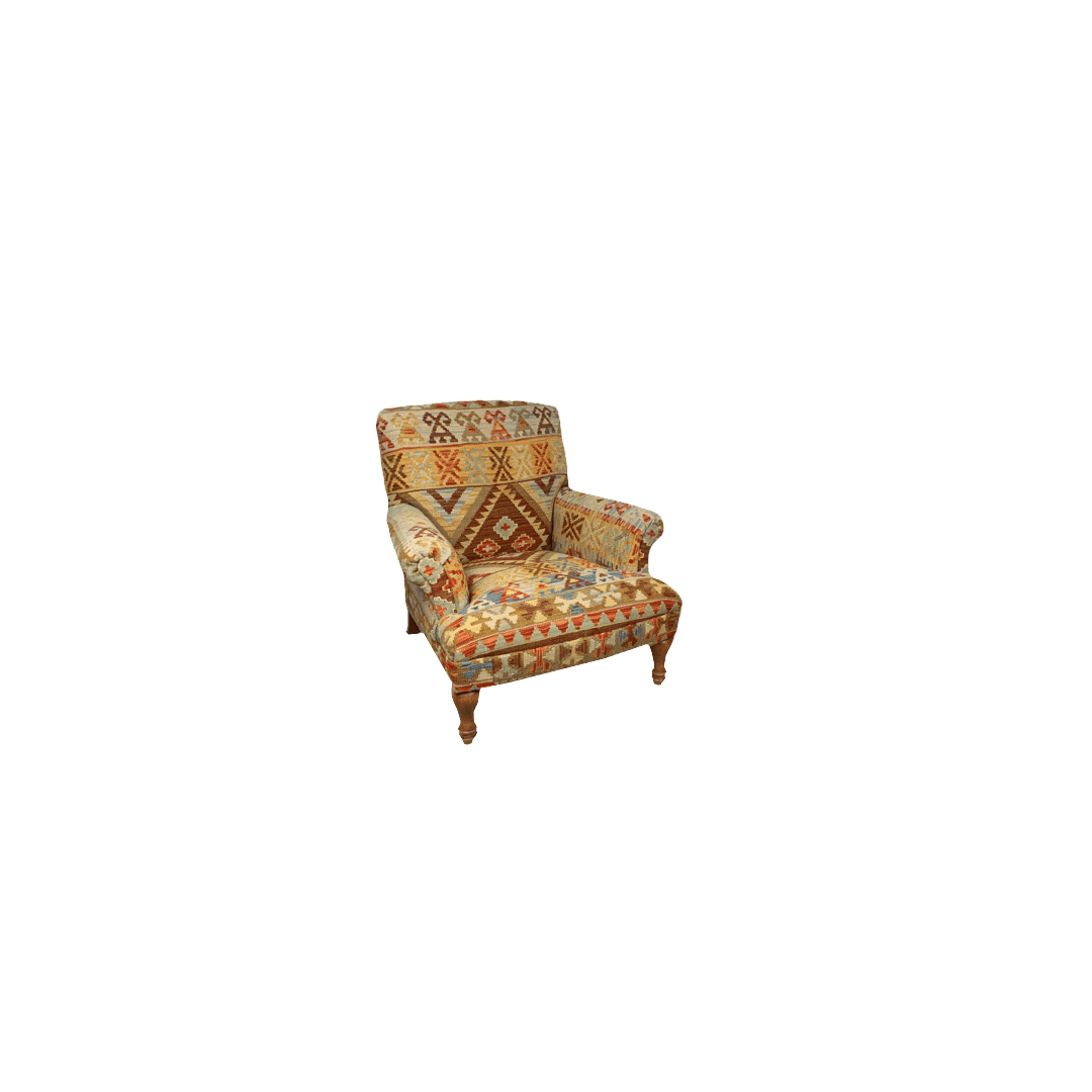 Antalya Armchair - kilimfurniture