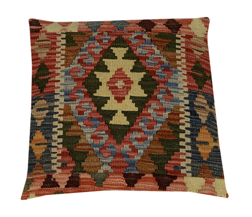 45x45cms Kilim Cushion Cover SOLD - kilimfurniture