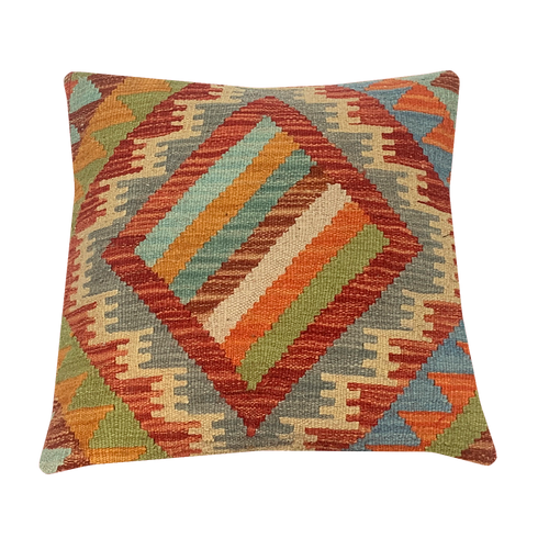 45x45cms Kilim Cushion Cover - kilimfurniture