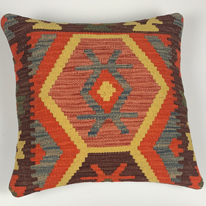 50x50cms Kilim Cushion Cover SOLD - kilimfurniture